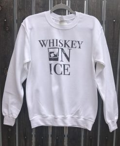 Whiskey O Ice Sweatshirt EL3D