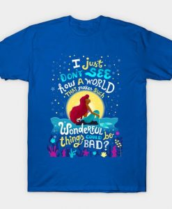 Wonderful Things T-Shirt AY27D