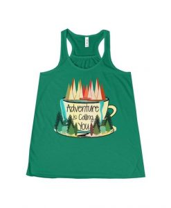 Adventure is calling tanktop EL22J0
