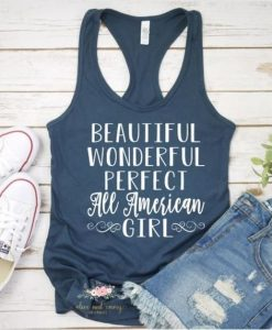 American Girl Tank Top SR22J0