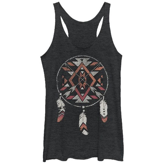 Arrow Dream Catcher tanktop FD24J0
