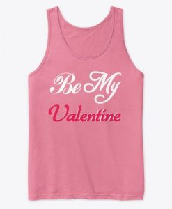 Be My Valentine TankTop DL14J0