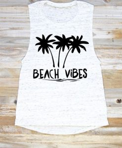 Beach Vibes Tank Top DL14J0