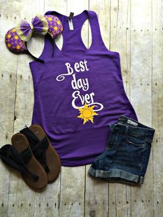 Best Day Ever Tanktop EL22J0
