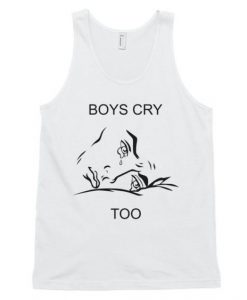 Boys Cry Tanktop ND17J0