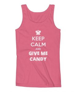 Candy Halloween Women Tank Top DL14J0