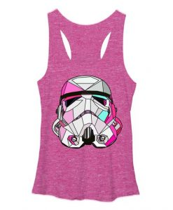Stained Glass Stormtrooper tanktop FD23J0
