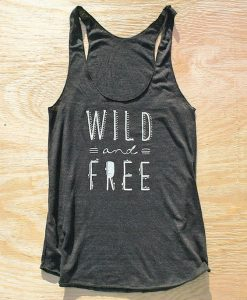 Wild And Free Tanktop FD13J0