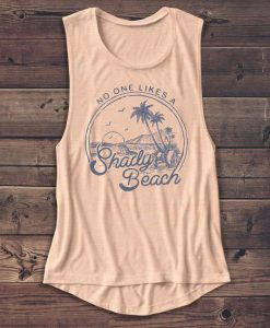 Women's Shady Beach Tanktop FD13J0