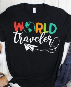 World Traveler tshirt Fd27J0