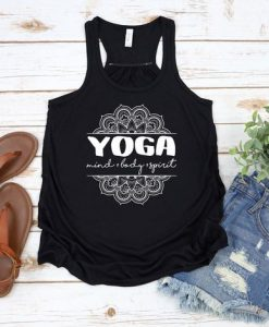 Yoga Mind Tank top SR22J0
