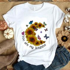You Are My Sunshine Tshirt EL14J0