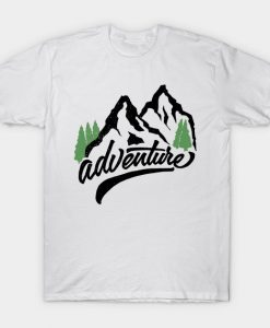 adventure T Shirt SR14J0