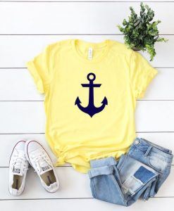 anchor T-Shirt DL20J0
