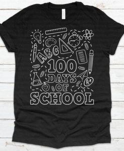 100th Day Cute T-Shirt ND3F0