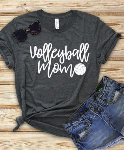 Volleyball Mom T-Shirt DL06F0