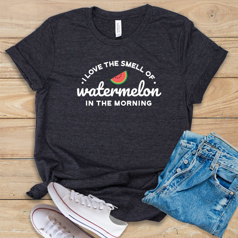 Watermelon In The Morning T Shirt SR2F0