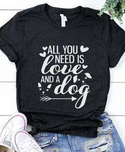 all you need T-Shirt DL06F0