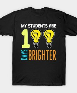 100 Days Brighter T Shirt EP13M0