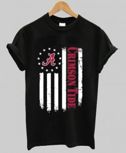 Alabama Crimson Tide t shirt YN28M0