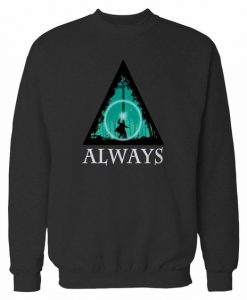 Always Harry Potter Sweatshirt LY18M0