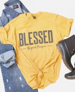 Blessed T Shirt LY27M0