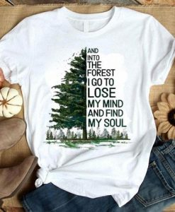Trees And The Forest Tshirt TK26M0