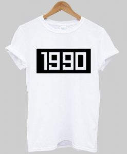 1990 Type T-Shirt ND20A0