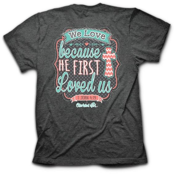 We Love T-Shirt LE29JN0