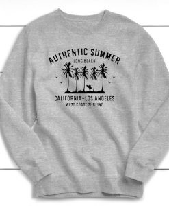 Authentic Summer Sweatshirt TK27AG0
