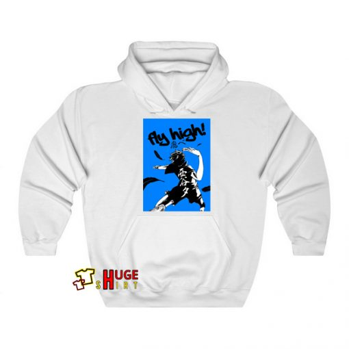 Anime Haikyuu Fly High Hoodie AL29JN1