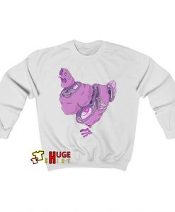 Chicken Purple Sweatshirt AL29JN1