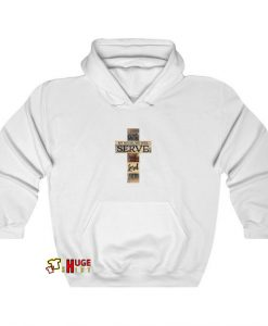 My House Serve hoodie SY20JN1