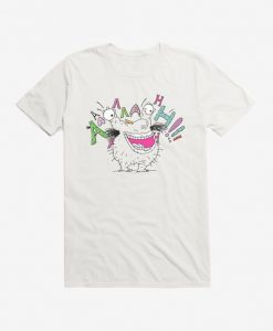 Aaahh!!! Real Monsters Krumm T-Shirt DE15F1