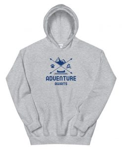 Adventure Awaits Hoodie SR1F1