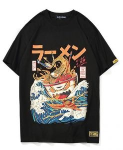 Aggressive Ramen Graphic T-Shirt AL5F1