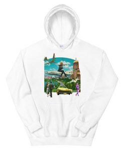 American Vacation Hoodie SD11F1