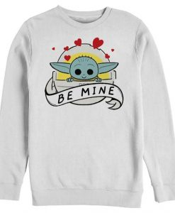 Be Mine Sweatshirt SD11F1