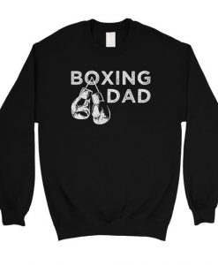 Boxing Dad Sweatshirt SR3F1
