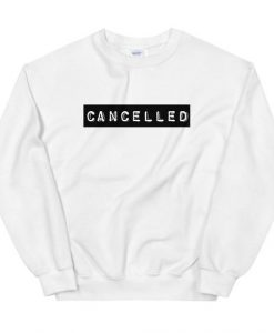 Cancelled Sweatshirt SD22F1