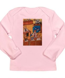 Cats Sweatshirt SD17F1