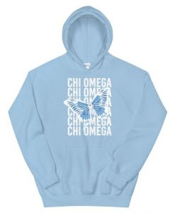 Chi Butterfly Hoodie SD11f1