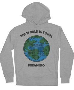 The World Is Yours Hoodie EL15F1