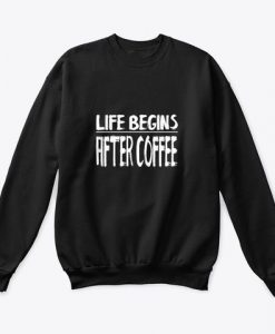 After Coffe Sweatshirt GN13MA1
