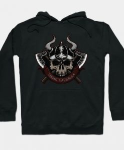 Assassins Creed Valhalla Viking Hoodie FA30MA1