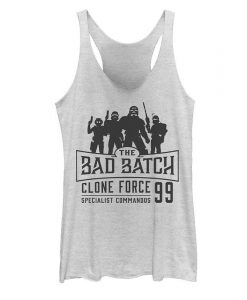 Bad Batch Emblem Tanktop AL27MA1