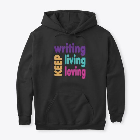 Keep Writing Hoodie SR2MA1