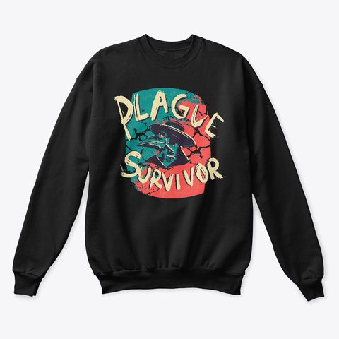 Plague Survivor Sweatshirt GN13MA1