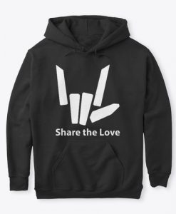 Share The Love Hoodie SR2MA1