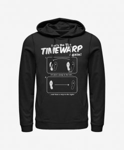 Time Warp Instructions Hoodie PU19MA1